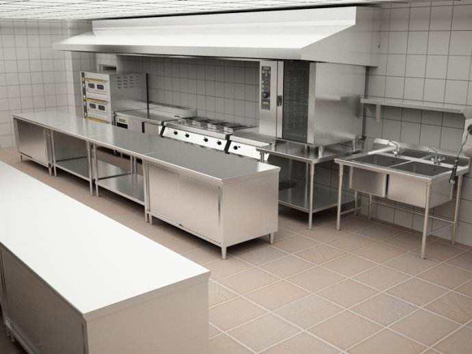西安厨具设备